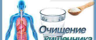 Соль для кишечника