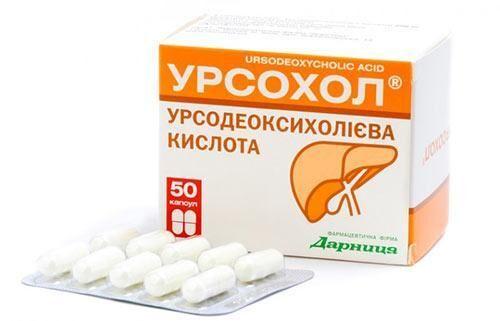 Камни в желчном пузыре симптомы лечение лекарствами thumbnail