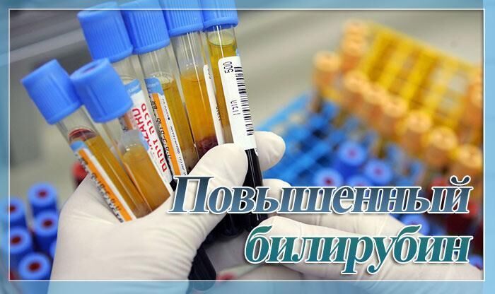 Билирубин анализ крови показатели