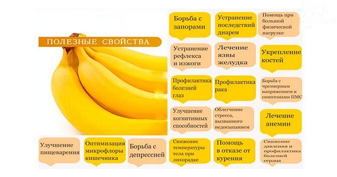 Можно ли есть бананы при гастрите, польза бананов и рекомендации